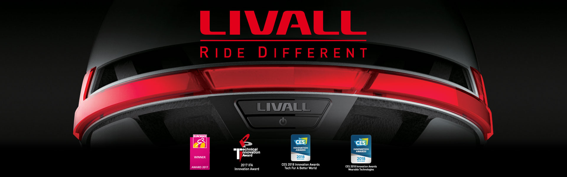 Livall Ride Different