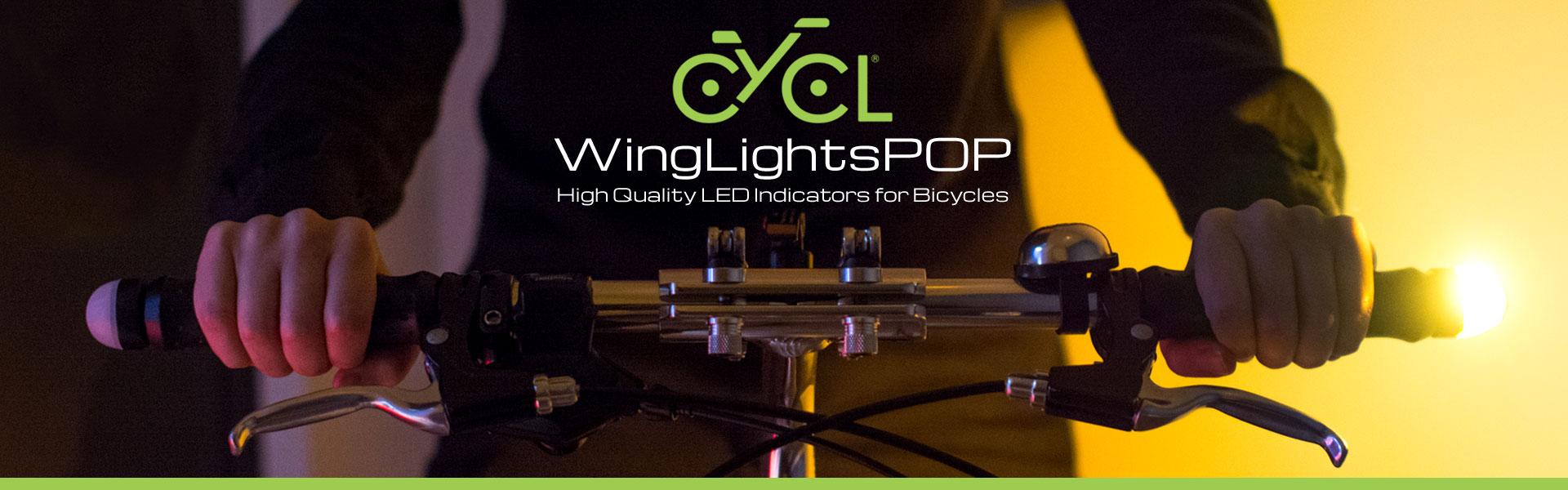 WingLights POP Banner