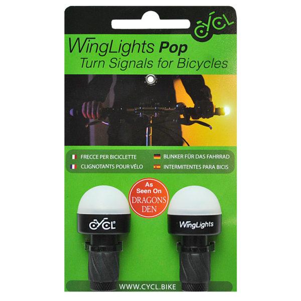 Winglights Pop Packaging