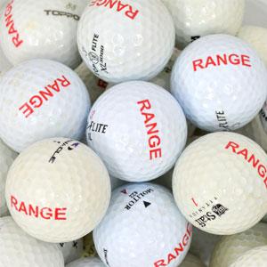 Range Balls Used