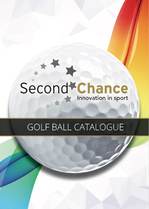 Second Chance Golf Ball Catalogue
