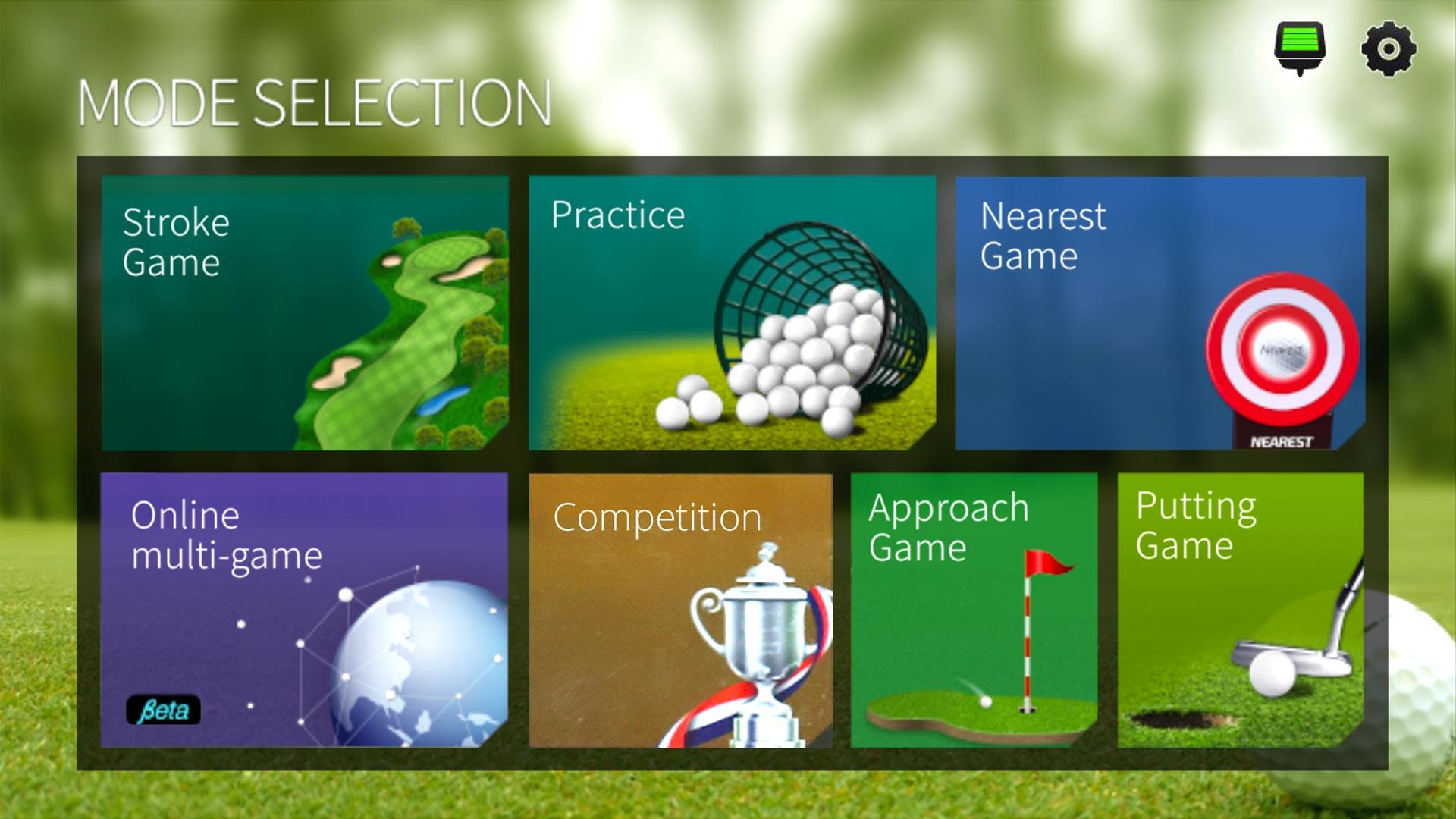 PhiGolf 7 Game Modes