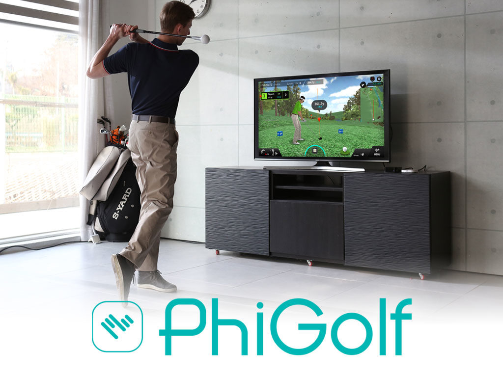 PhiGolf Home Simulator