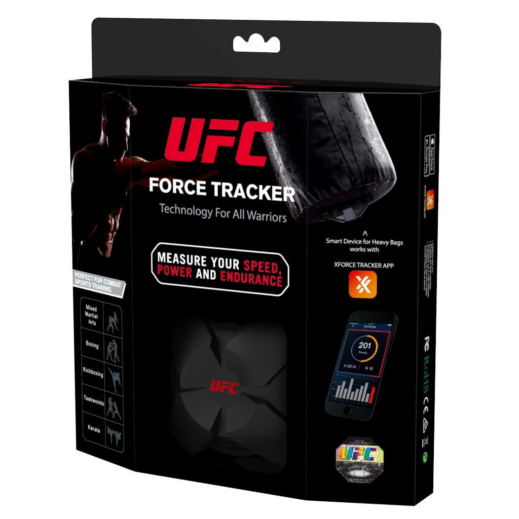 UFC Force Combat Tracker | Technology for all Warriors