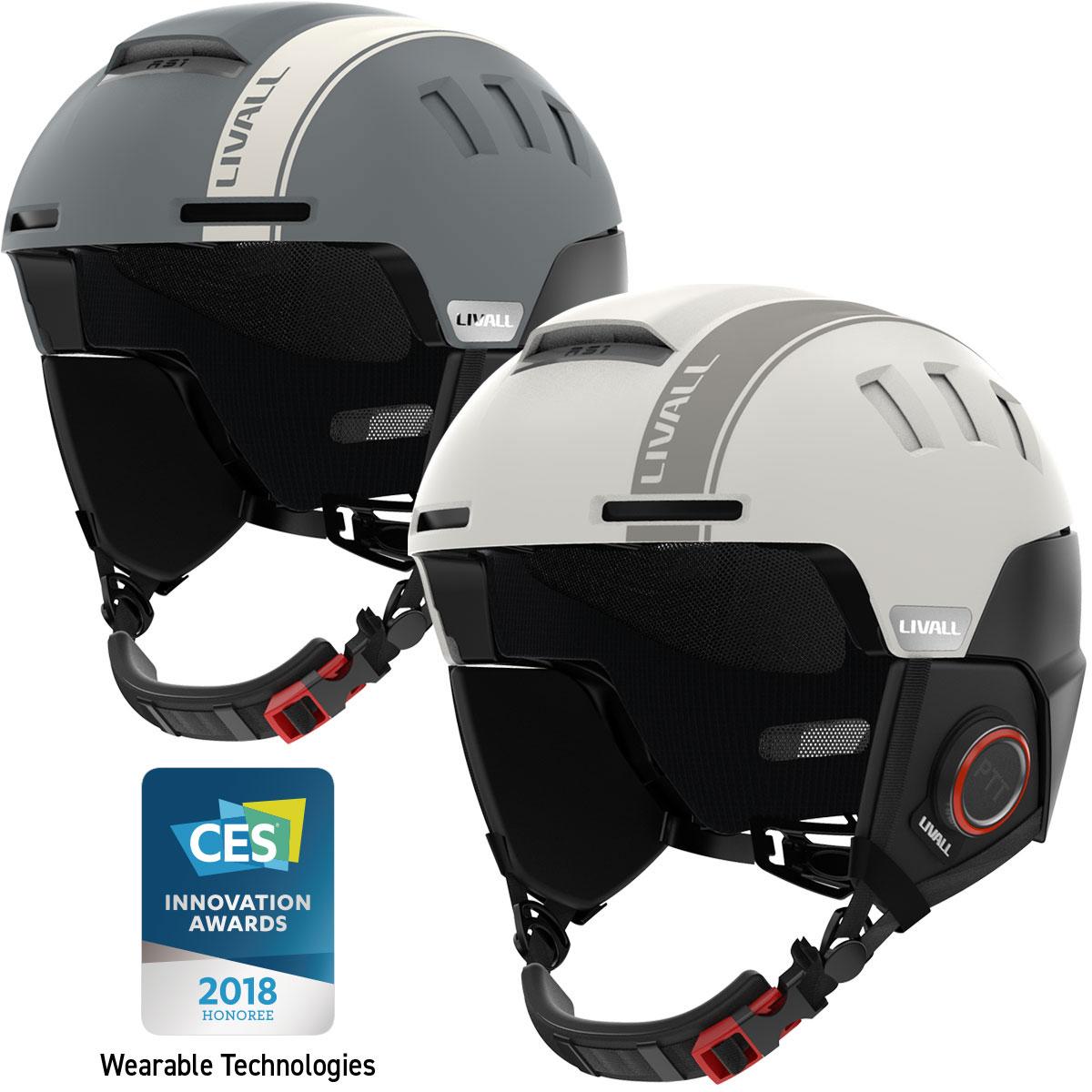 LIVALL RS1 Smart Bluetooth Ski & Snowboard Helmet | Distributors