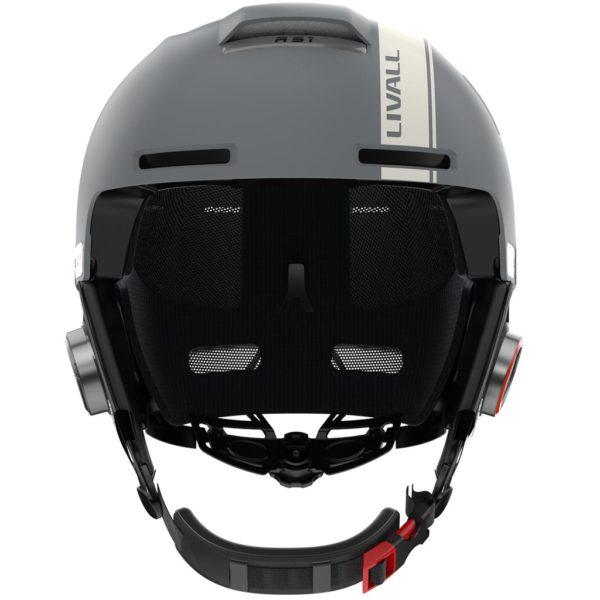 LIVALL RS1 Smart Ski Helmet Front