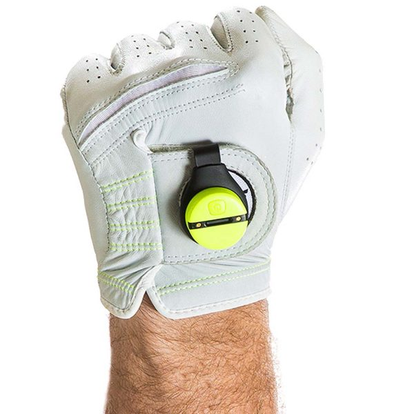 Zepp Golf on Glove