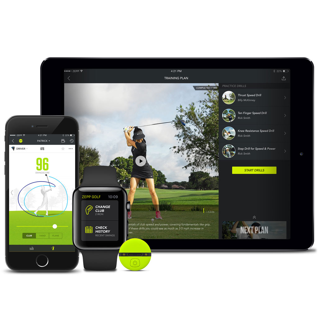 Zepp Golf & Devices