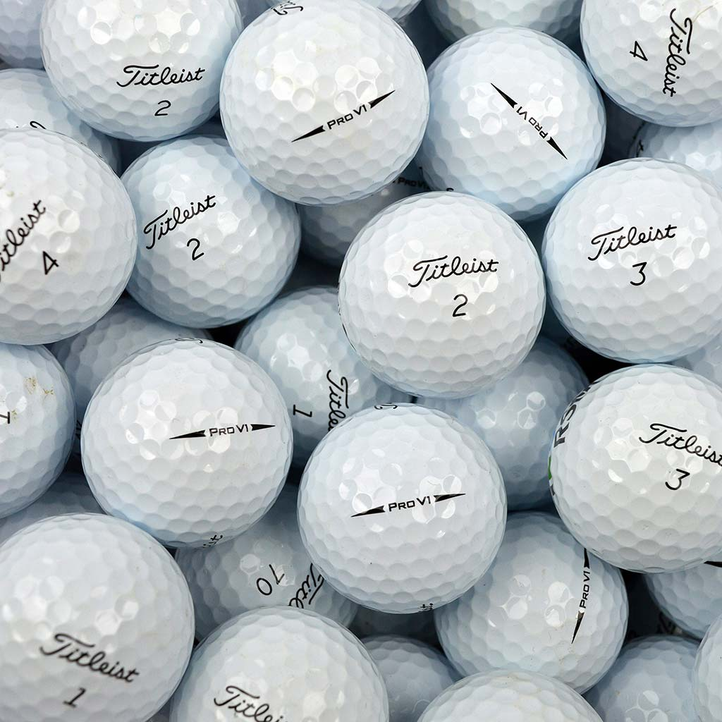 Bulk Golf Balls