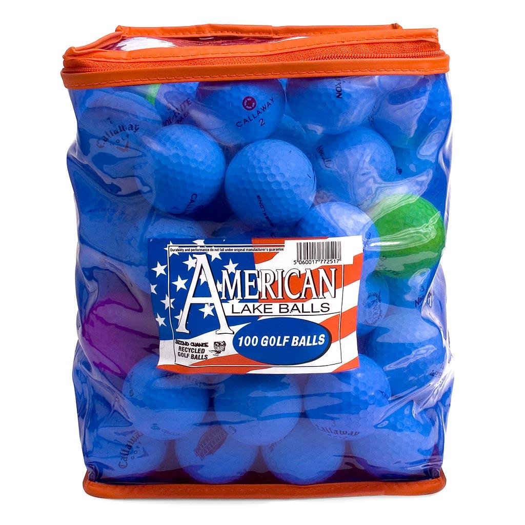 100 Ball Bag