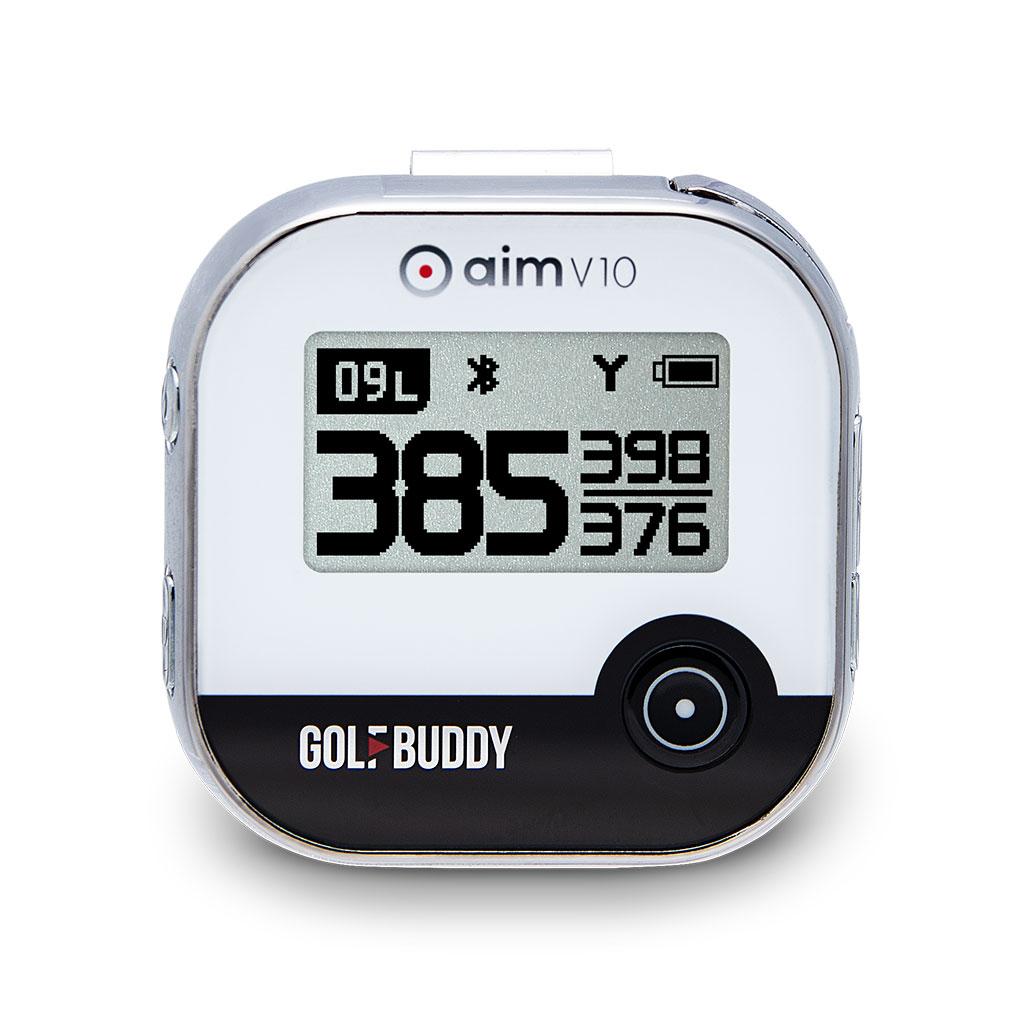 GOLFBUDDY aim V10 GPS Rangefinder
