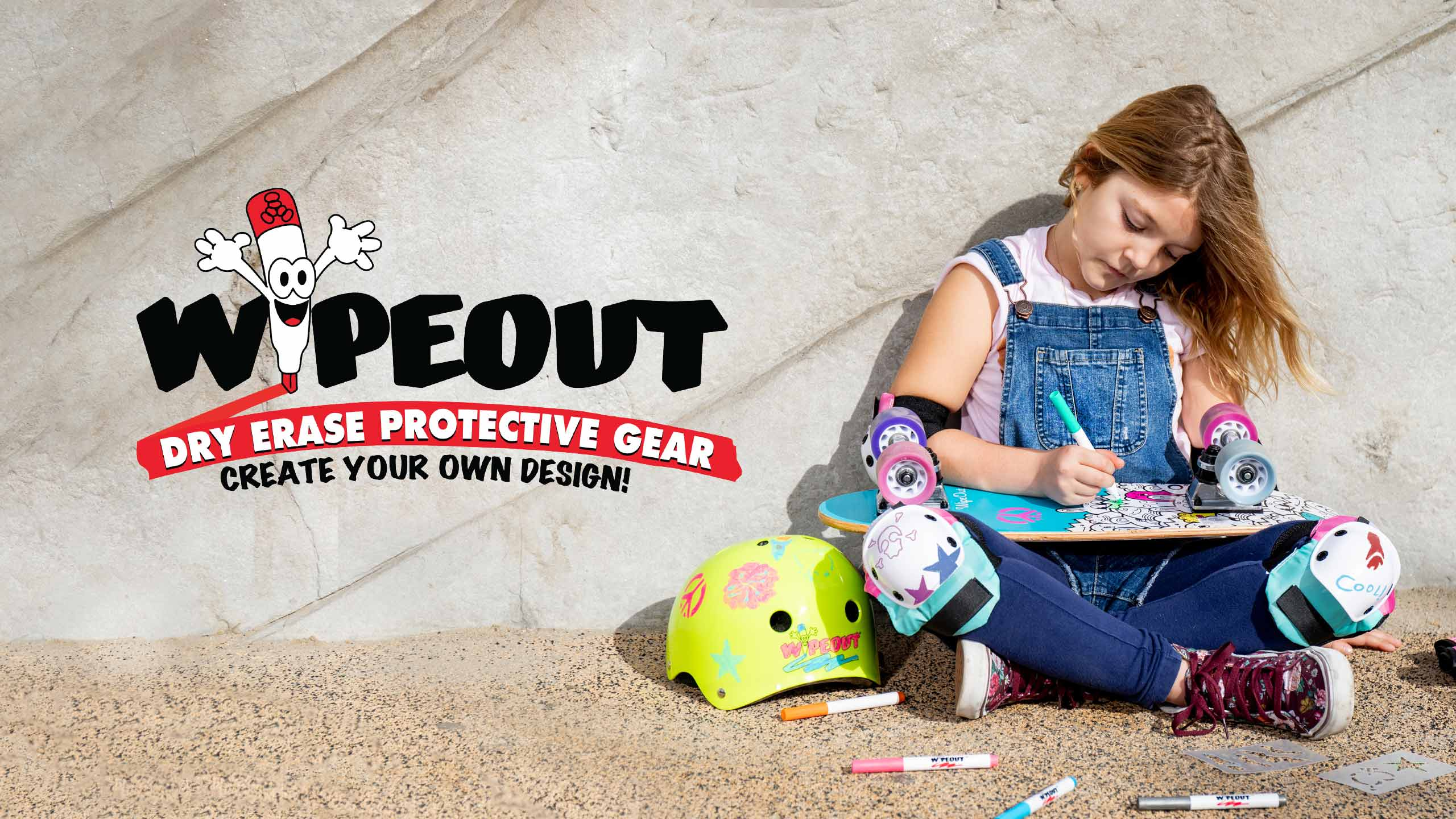 Wipeout Protective Gear