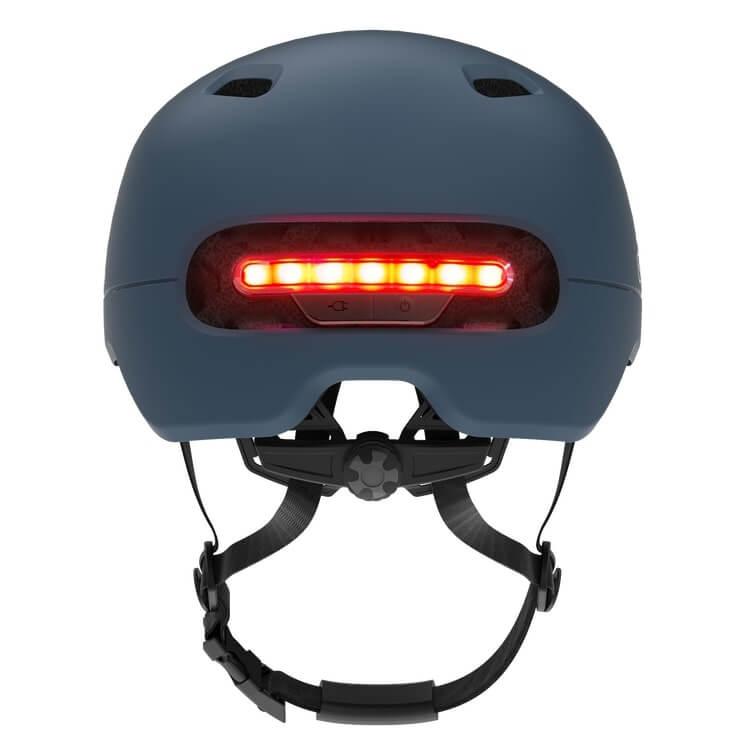 LIVALL C20 Blue Back Lights On