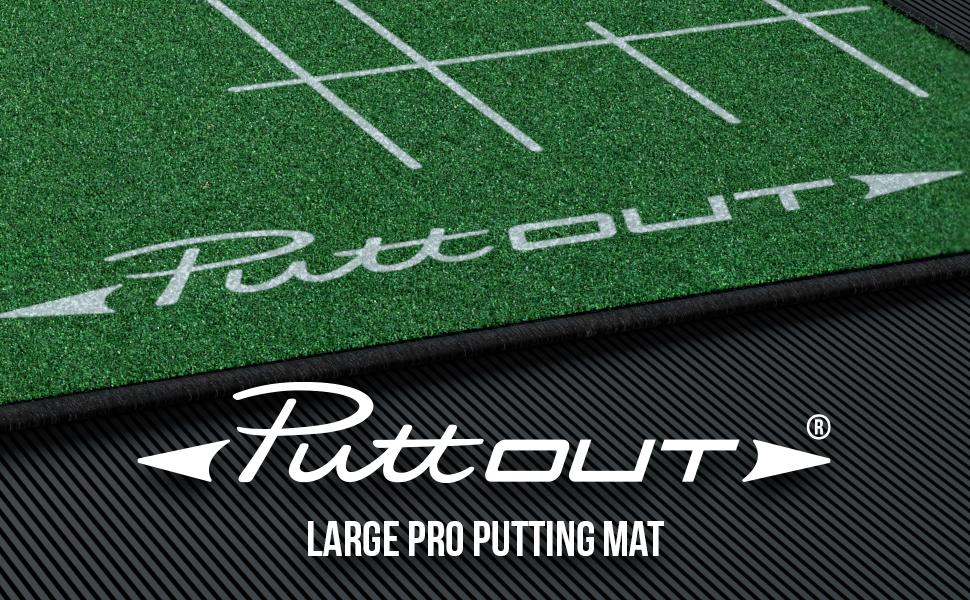 PuttOUT Large Mat Main